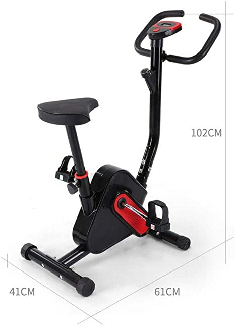 FORIDE - Bicicleta estática para interiores con asiento ajustable ...
