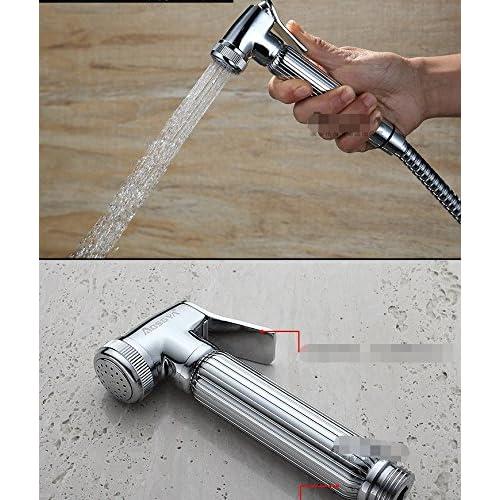 Toilet Gun Washing The Vulva All Copper Bidet Kit Pressurized Spray