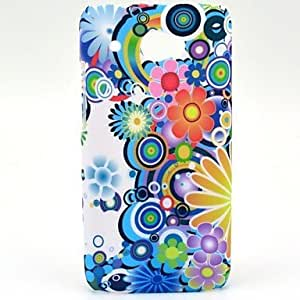 Daisy Droplets Flowers Pattern Hard Back Cover Case for by ruishername