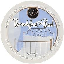 Wolfgang Puck Breakfast In Bed Coffee Single Serve Cups for Keurig, 24 Count