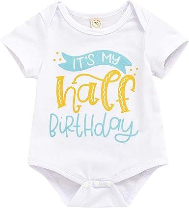 FIN86 Newborn Infant Unisex Baby Boy Girl Sleeveless Striped Romper Bodysuit One Piece Jumpsuit Cotton Clothes