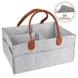 Baby Diaper Caddy Storage Organizer