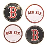 Best Team Golf Golf Socks - Boston Red Sox Golf Ball Markers (4 Pack) Review