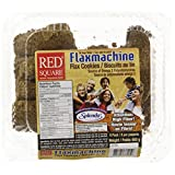 Red Square Flax Machine No Sugar Added Flax Cookies, 650g