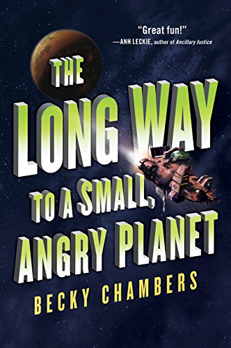 The Long Way to a Small, Angry Planet - Wayfarer Sale