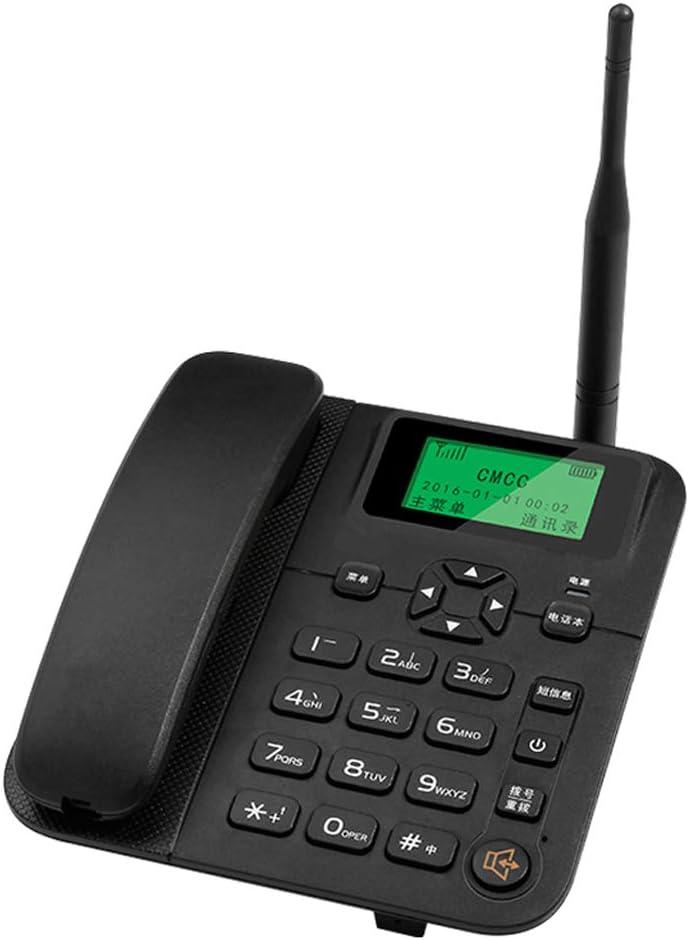 Health UK - Teléfono Fijo con grabadora de Oficina (inalámbrico, Manos Libres): Amazon.es: Hogar