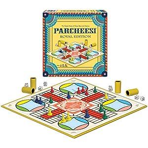 Parcheesi Royal Edition Board Game