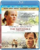 The Impossible / L'impossible (Bilingual) [Blu-ray + DVD]