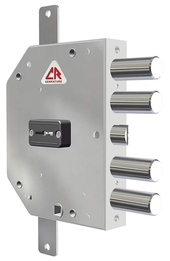 C.R. Art. 2155/28 plus Cerradura de seguridad SX S/barras ...