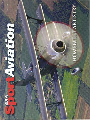 EAA Sport Aviation Magazine, Vol. 57, No. 6 (June, 2008)