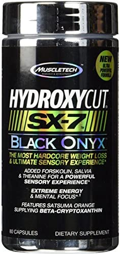 MuscleTech Hydroxycut Extreme Hardcore Capsules product image