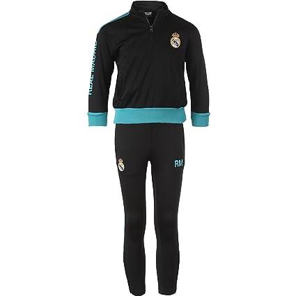 Real Madrid Rma-se-8001 - Chándal Unisex Infantil: Amazon.es ...