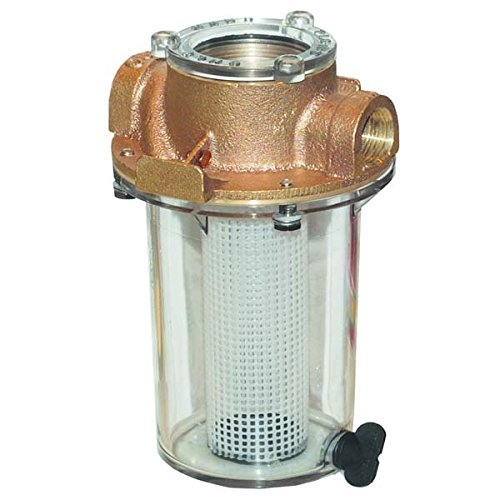 Groco Basket Strainer (Groco Intake Strainer with Filter Basket 3/4