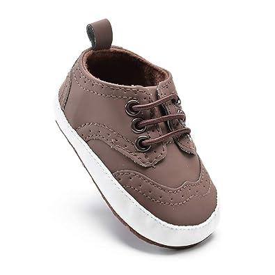 Amazon.com: cbony - Zapatillas para bebé (suaves para niñas ...