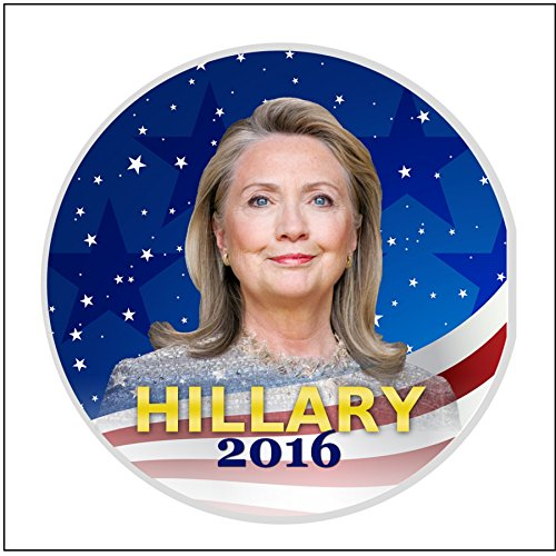 "Hillary Clinton 2016 ""Gift Boxed 3"" Button"