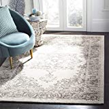 Cheap Safavieh Carmel Collection CAR272B Vintage Oriental Beige and Brown Area Rug (4′ x 6′)