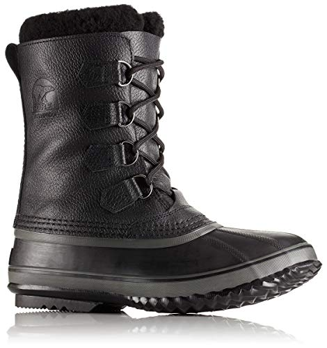 Sorel Men's 1964 PAC T Boot,Black,11.5 M US ()