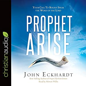 Prophet, Arise Audiobook
