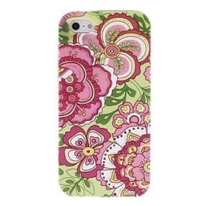 HC-Pintura Diseño Red Special de la funda detrás para el iPhone 5/9S