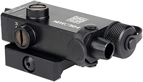 HOLOSUN Red Collimated Laser/QD Mount