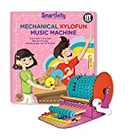 Smartivity Mechanical Xylofun Music Fun stem, DIY, Educational, Learning, Building and Construction Toy