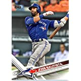 2017 Topps #60 Jose Bautista Toronto Blue Jays Baseball Card