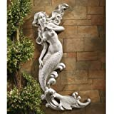 Design Toscano The Mermaid of Langelinie Cove Wall Decor