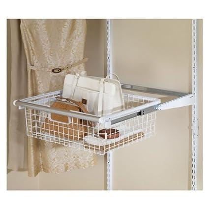 Amazoncom Sliding Wire Basket Home Kitchen