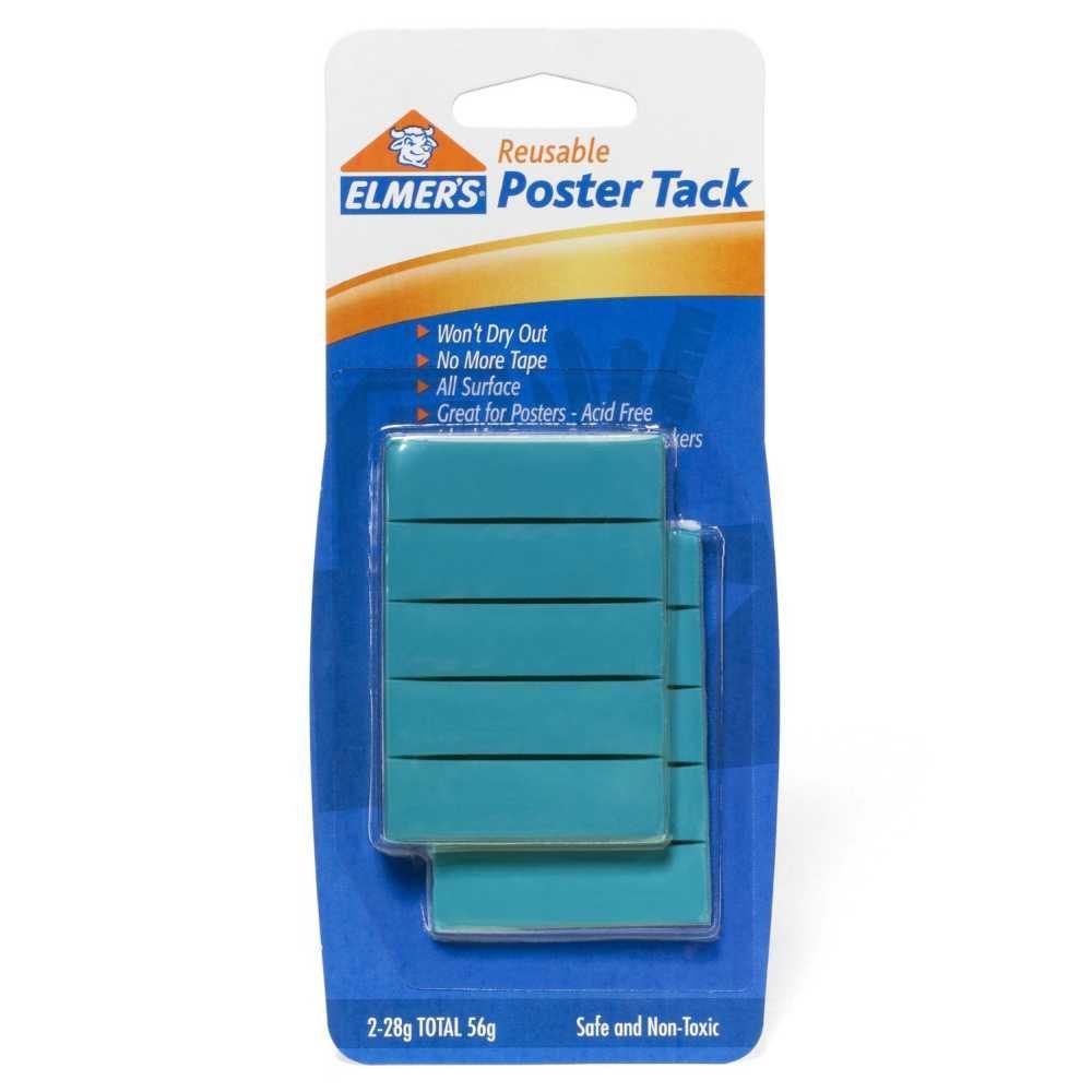 Elmer's E1531 Reusable Poster Tack