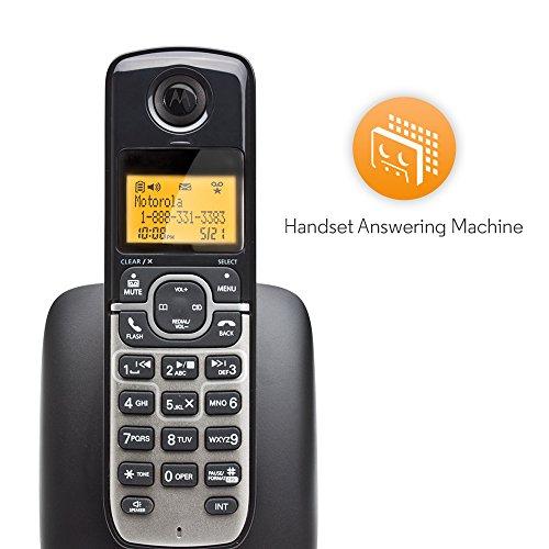Motorola DECT 6.0 Corded Base with Handset M802C