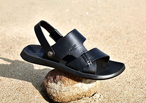 Sandalias Zapatos Playa Impermeables De Pantuflas Y Verano Black Ocasionales Arx4zSA