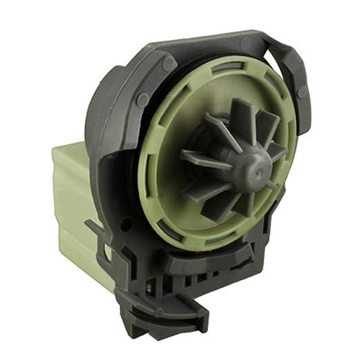 IKEA auténtica Bomba de desagüe para lavadora (ASKOLL M301, 35 W ...