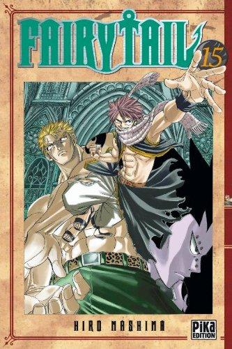 Fairy Tail n° 15