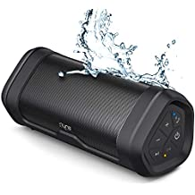 NYNE Boost Portable Bluetooth Speakers with Premium Stereo Sound - IP67 Water & Dust Proof, 20 Hours Play-time, 100 ft Range, Built-in Power Bank and Mic, True Wireless Stereo, Loud Wireless Speaker