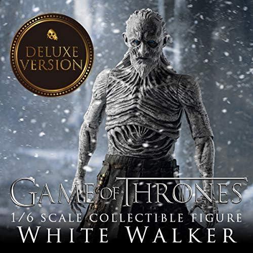 Boots Threezero 1//6 Scale Game of Thrones White Walker Deluxe