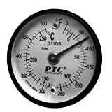 PTC 313DS Dual Scale Thermometer 0° to 500°F and -20° to 250°C
