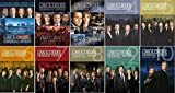 Law & Order Criminal Intent - Seasons 1-10 Bundle DVD