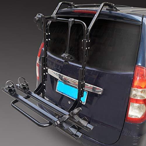 CT-5675 Porte-v/élo professionnel arri/ère mont/é /à larri/ère pour voiture