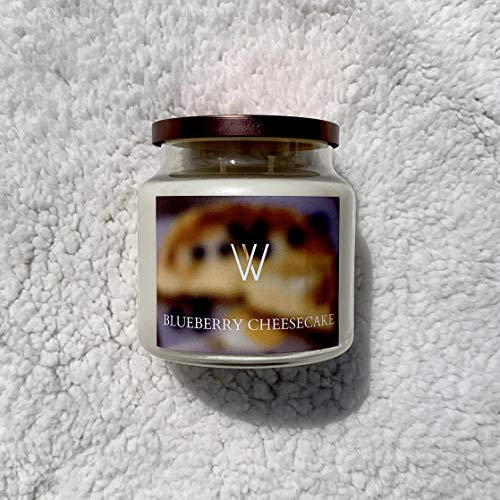 (Blueberry Cheesecake Soy Candle, 16 oz)