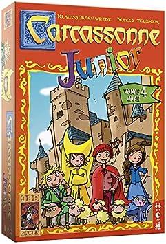 999Games Carcassonne: Junior - Juego de Tablero (Multi): Amazon.es: Juguetes y juegos