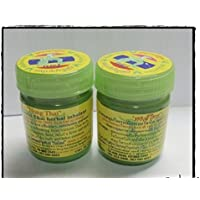 6 X Hong Thai Traditional Thai Herbal Inhalant Inhaler Refreshing Essences Whole Sale and Free Shippng by Hong Thai