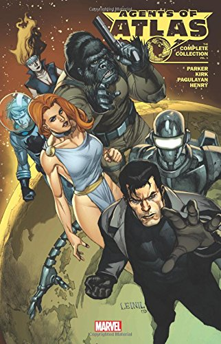 Agents of Atlas: The Complete Collection Vol. 1