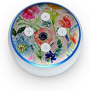 product image for Loose Flowers - Skin Sticker Decal Wrap for Amazon Echo Dot 3rd Gen