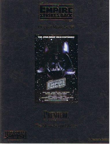 Star Wars: The Empire Strikes Back, Original Movie Script, Collector