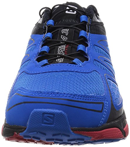 quick 3d scream Uomo Blue Salomon Trail Blu Da black Scarpe union Running X TZSwqg