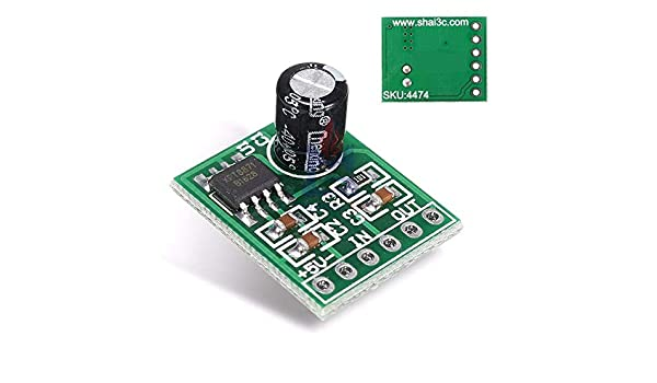 XPT8871 Single Mono Channel Lithium Digital Audio Mini Amplifier Module 3V-5V 5W