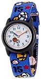 : Timex Kids' T75201 Analog Sports Elastic Fabric Strap Watch