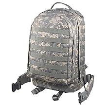 Rothco MOLLE II 3-Day Assault Pack - ACU Digital Camo