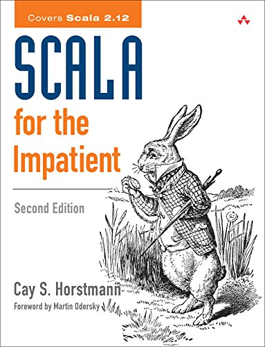 Scala For The Impatient  English Edition