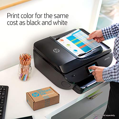 HP Instant Ink 5 dollar Prepaid Card, use to enroll in 50, 100, or 300 page plan